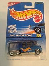 hotwheels gmc motor home # 524