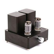 6AD10 Mini Tube AMP parts Audio Hybrid Integrated Amplifier APPJ Black