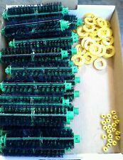 iRobot Roomba lot of 20 Easy Clean Bristle Brushes/Bearings/Endcaps 500 series