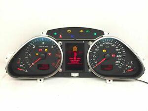 Audi A6 C6 4F Diesel Km/H Compteur Ensemble Instrument 4F0920901G 4f0910900c