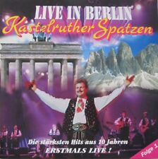 KASTELRUTHER SPATZEN - LIVE IN BERLIN - FOLGE 1 - CD