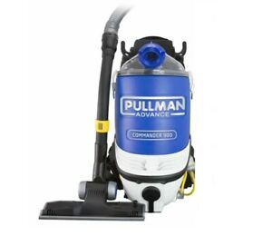 Pullman Advance Commander PV900 Backpack Vacuum cleaner with Blower function