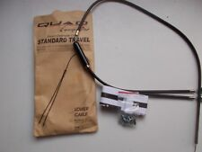 Quad Equipe Pro BMX bicycle lower gyro cable: Standard Travel : QCP 306