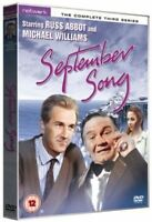 SEPTEMBER SONG the complete third series 3 Russ Abbot. New sealed DVD. Gift Idea
