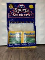 1994 Panini Baseball 300 Collectible Stickers Lot of 50 sealed unopened packs