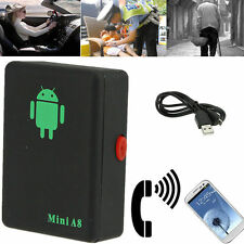 Mini Global Locator Real Time Car Kids Pet GPS Tracker GSM/GPRS/GPS Tracking