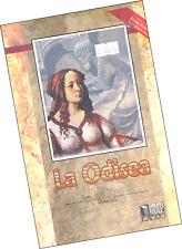 LA ODISEA, DE HOMERO, EN ESPAÑOL