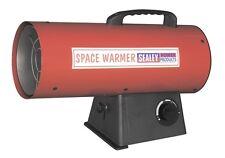 Sealey Space Warmer® Propane Heater 33,000-55,000Btu/hr LP50