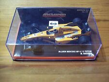 1/43 McLAREN 1997 MP4/12 ORANGE TESTCAR MIKA HAKKINEN