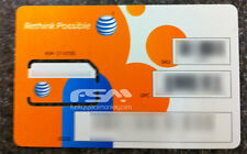 AT&T Sim Card for Use with my Unlimited data Lines $90/Month