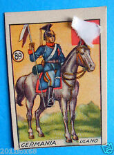 figurines cromos figuren figurine v.a.v. vav la guerra nostra 89 germania ulano