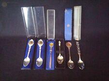 5 x Souvenir Commorative Spoons Plus 1 x Letter Opener | FREE Delivery UK*