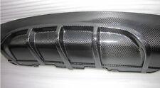 Für Audi A5 S5 Echt Carbon Heckdiffusor Diffusor DTM Style bis 2011