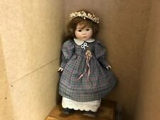 Zapf Puppe Porzellan Puppe 50 cm. Top Zustand