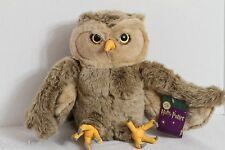 Harry Potter Messenger Owl Plush Toy Doll 2000 Warner Bros. Store Rare Nwt New