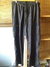 Cherokee Workwear Scrub Pants Pewter 4Xl Style Ww120