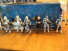 STAR WARS BATTLEFRONT II CLONE PACK 2008 LEGACY COLLECTION 6 FIGURE SET