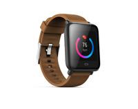 Smart Watch Band dynamische UI FitnessTracker Armband Heart Rate Monitor für iOS