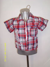 Unbranded Checked T-Shirts & Tops (2-16 Years) for Boys