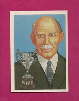 1987 HALL OF FAME SIR MONTAGU ALLAN  ELECTED 1945 NRMT-MT  CARD (INV#7050)
