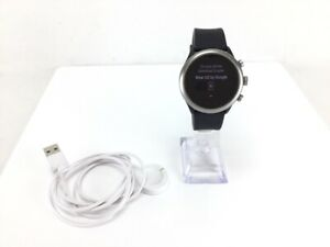 Fossil FTW4019 Men's Sport Metal and Silicone Touchscreen Smartwatch (pb1014562)
