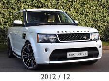 2012 12 Land Rover Range Rover Sport 3.0 AUTOBIOGRAPHY SDV6 255 bhp