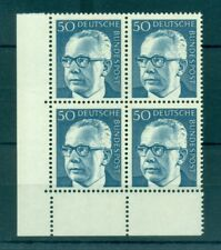 PERSONALITA' - PRESIDENT WEST GERMANY BRD 1954 Heuss Common Stamp Mi. 640