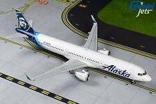 Gemini Jets 1/200 Alaska Airlines Airbus A321neo G2asa835