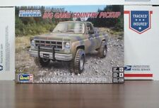 Revell 1:24 scale GMC 1978 Pickup 4X4 Big Game Country Truck