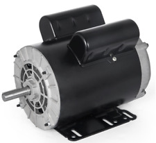 5hp Electric Air Compressor Duty Motor Spl Single Phase 3450rpm 56 Frame