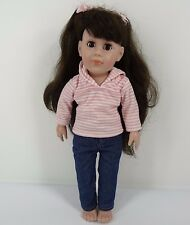 "Adora Friends Doll Emily 18"" American Girl size"