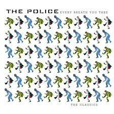 THE POLICE - EVERY BREATH YOU TAKE-THE CLASSICS  SACD +++++++++++++++++++++++++N