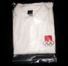 Olympic Games Chinese Olympic Committee COC NIKE SPORT - ELEGANT Men's Blouse