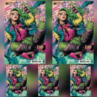BATMAN #108 CVR B STANLEY ARTGERM LAU ~ 5 COPIES ~ DC ~ PRESALE 5/4
