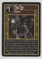 2005 The Nightmare Before Christmas Trading Card Game Base #NoN Evil Eye 2a1