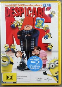 Despicable Me (DVD, 2011)