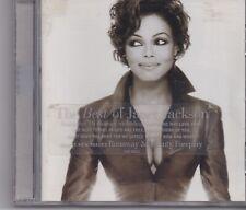 Janet Jackson-The Best Of cd album