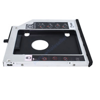 2nd SATA HDD SSD Hard Drive Caddy for Lenovo ThinkPad T400 T500 W500 T410s T420s