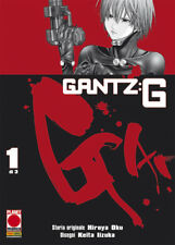 manga GANTZ G N. 1-2-3 SERIE COMPLETA  panini planet