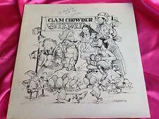 Psych Folk Zappa Ish Irish LP : Clam Chowder ~ Stewed ~ 40023