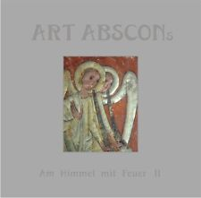 ART ABSCONS - Am Himmel Mit Feuer II CD  GNOMONCLAST  Death in June Blood Axis