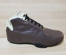 Vintage 2002 NIKE AIR Hyper Flight sz 13 Leather Athletic Shoes 304407 221 NEW