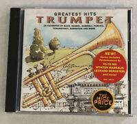 Greatest Hits Trumpet CD - no scratches on disc