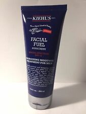Kiehl's Facial Fuel Energizing Moisture Treatment SPF15 Men 6.8 Oz / 200 Ml NEW