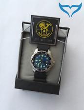 Poseidon Damen Taucheruhr 200 M Quarz Stainless Kautschuk-armband 16mm P170166