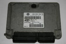 VW LUPO 2002 1.4 16V BBY ENGINE CONTROL UNIT ECU 036 906 034 CE 036906024CE