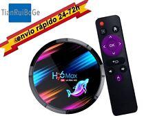 H96 MAX X3 Android 9.0 TV BOX Quad core Amlogic S905X3 2.4/5G WIFI 8K BT TV CAJA