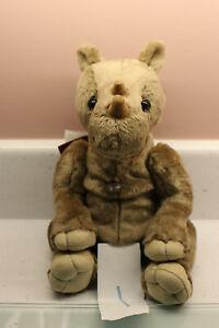 Charlie Bears - Vinnie - Rhino - BNWT