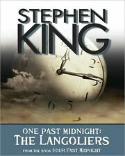 Stephen KING / __ The LANGOLIERS         [ Audiobook ]