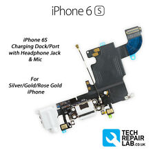 NEW Lightning Connector/Charging Dock/Port + Headphone Jack Repair FOR iPhone 6S